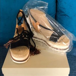 Marc Fisher Wedge Sandals